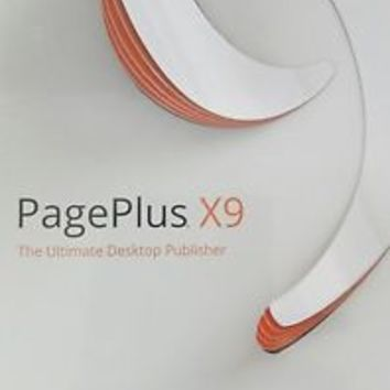 Serif PagePlus x9 - with 130 page user colour guide - Fast delivery! | eBay