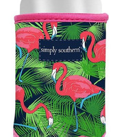 "Simply Southern ""Flamingo"" Drink Huggie"