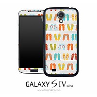 Flip Flops Skin for the Galaxy S4