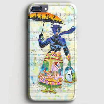 Mary Poppins Art iPhone 7 Plus Case