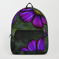Floral autumn Backpack by VanessaGF