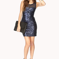 Spotlight Sequined Bodycon Dress