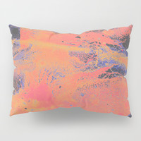 Disarm you with a smile Pillow Sham by DuckyB