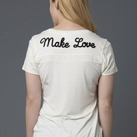 ME X Reebok Make Love Tee