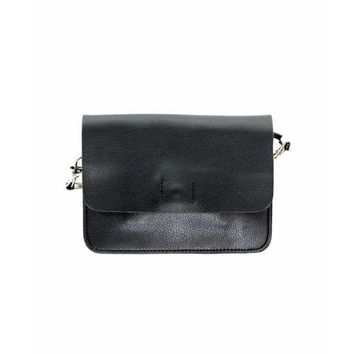 Fiona Crossbody - Black