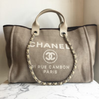 Chanel 'Deauville' Tote
