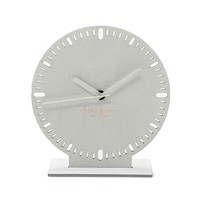 MONOQI | Cardboard Clock - Light Grey