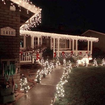 2.4M 24 LED Waterproof Holiday lighting For Decor Home