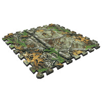 Realtree Xtra Camo Foam Floor Tile 6pk