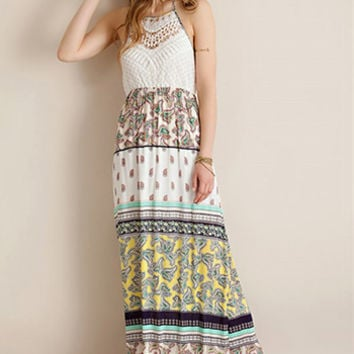 Easter Palette Maxi Dress - $62.95 : Shop Cute Dresses and Clothing - Canada