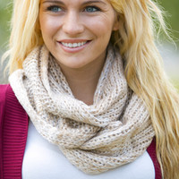 City Lights Infinity Scarf