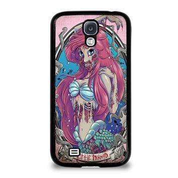 THE ZOMBIE MERMAID PRINCESS Disney Samsung Galaxy S4 Case Cover