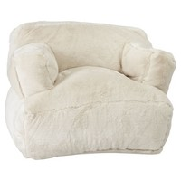 Polar Bear Faux Fur Eco Lounger