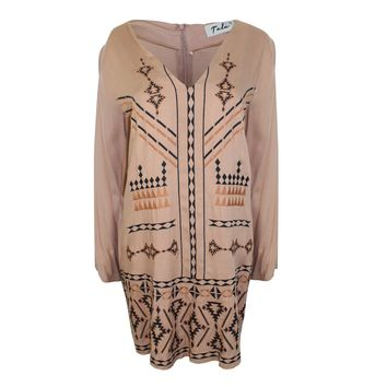 Head Of The Tribe Tunic Dress