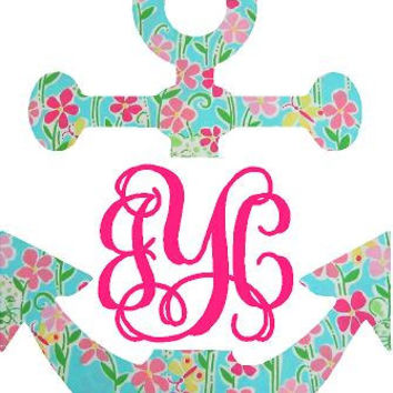 "6"" Anchor Decal"