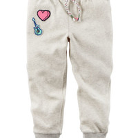 Patch Joggers