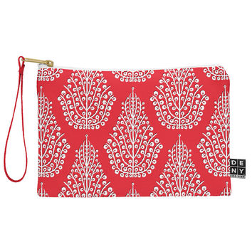 Sharon Turner Spirit Red Pouch