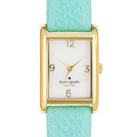 kate spade new york 'cooper' leather strap watch | Nordstrom