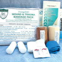 Complete Wound & Trauma Bandage Pack - Equestrian First Aid