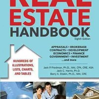 Barron's Real Estate Handbook (Barron's Real Estate Handbook)