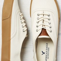 AEO Men's Lace-up Sneaker (Natural)