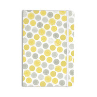 "Heidi Jennings ""Sunspot"" Yellow Spots Everything Notebook"