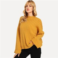 Daze Ginger Bell Sleeve Sweater