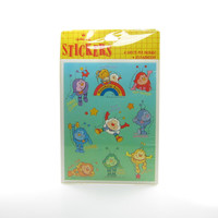 Rainbow Brite Stickers Vintage Factory Sealed from Hallmark Cards