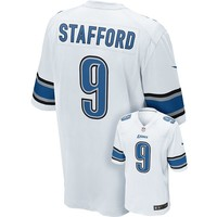 Nike Detroit Lions Matthew Stafford Game NFL Replica Jersey