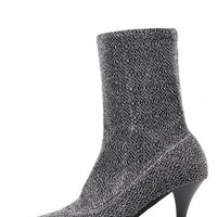 Jeffrey Campbell Shoes RESEDA Shop All in Silver Lame