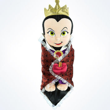 Disney Parks Baby Evil Queen In Blanket Plush Doll New With Tags