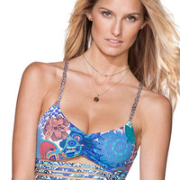 Maaji Swimwear Rhapsody Road - Glacier Roads Bikini Top
