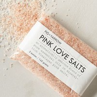 Fig + Yarrow Pink Love Bath Salts Pink One Size Fragrance