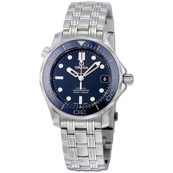 Omega Seamaster Chronometer Mens Watch 212.30.36.20.03.001