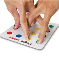 INFMETRY:: Finger Twister Game - Toys