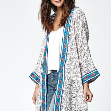 Roxy Woodstock Kimono Cover Up at PacSun.com