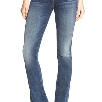 7 For All Mankind® A-Pocket Flare Jeans (Monarq Blue) | Nordstrom