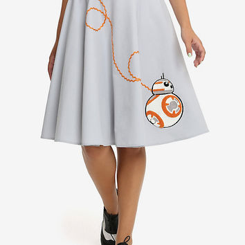 Star Wars BB-8 Retro Skirt