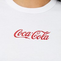 Coca-Cola Embroidered Tee