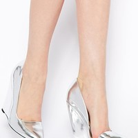 ASOS POLISHED Pointed Wedges