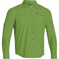 Under Armour Iso-Chill Flats Guide Shirt - Long-Sleeve - Men's