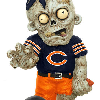 Chicago Bears Zombie Figurine