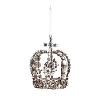 Jeweled Crown Ornament by Demdaco