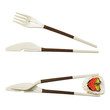 FORK-KNIFE CHOPSTICKS | Fork, Knife, UncommonGoods, Asian, Cuisine. | UncommonGoods