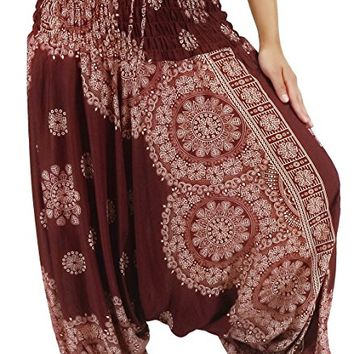 Plus Size Rayon Baggy Yoga Harem Jumbo Pants Elastic Waist 26-52 Inches Maternity Pants