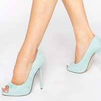 ASOS PENZANCE High Heels With Peep Toe