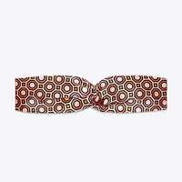 Tory Burch Octagon Headband