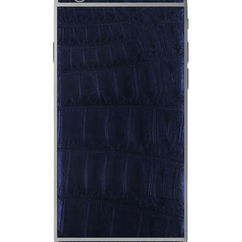 Hadoro IPhone 6S signature Alligator Blue Navy