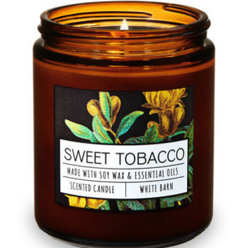 SWEET TOBACCOSingle Wick Candle