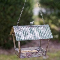 Travelers Rest Bird Feeder